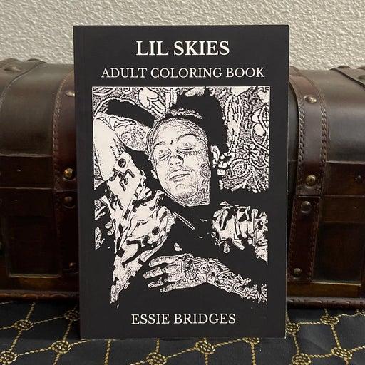 Lil Skies Coloring Book