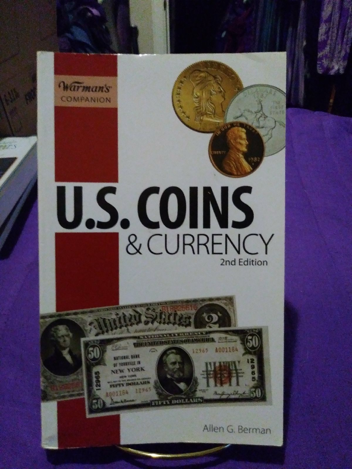 U.S. COINS & CURRENCY 2nd Edition