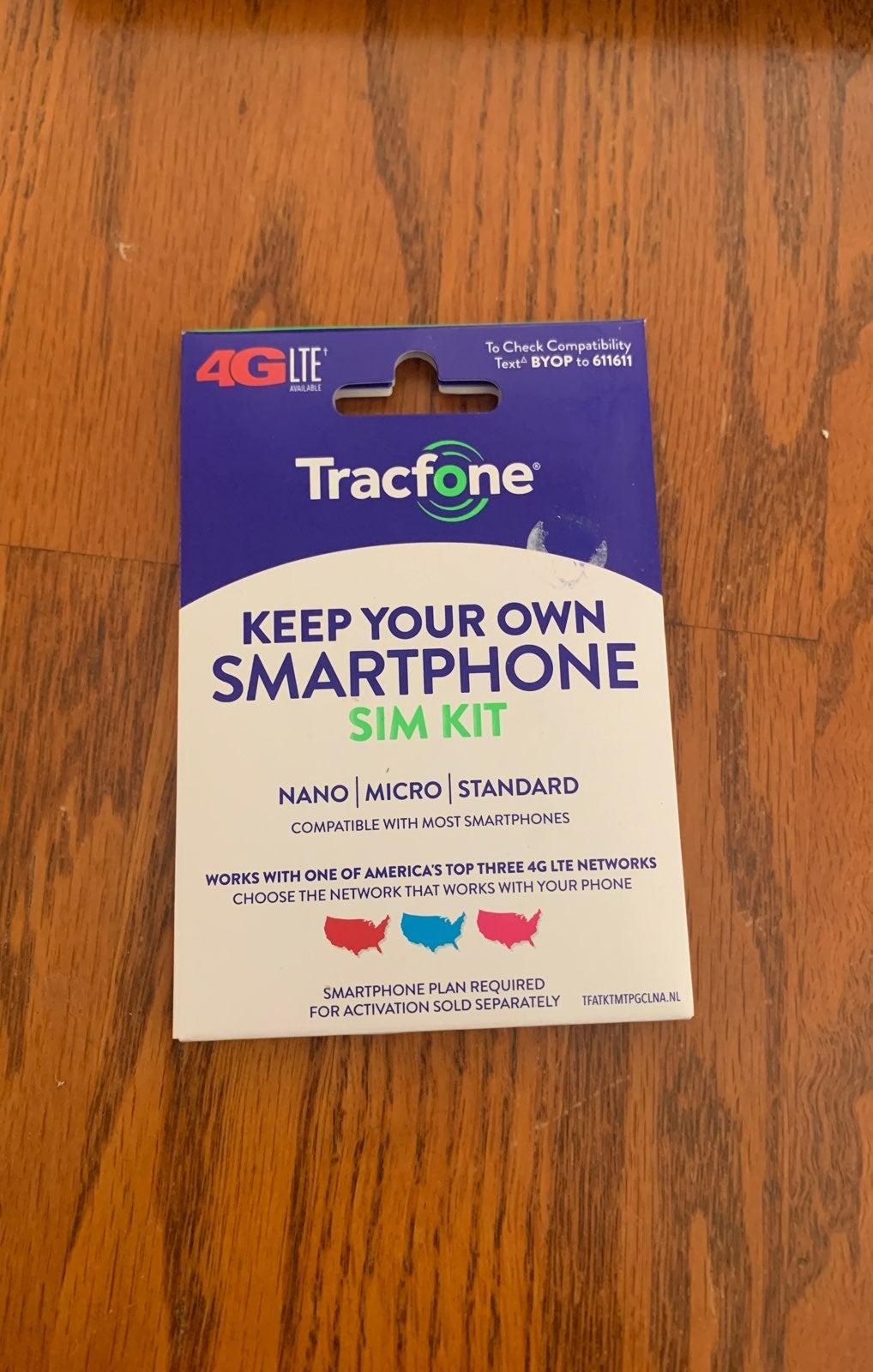 Tracfone Sim Kit