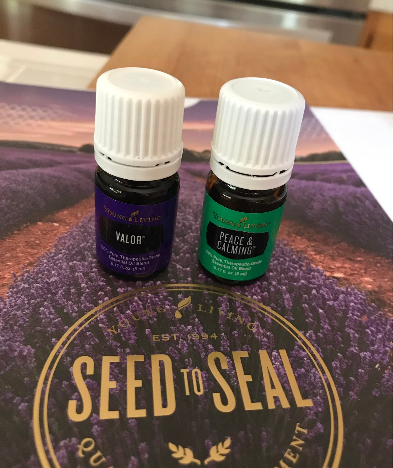 Young Living Essential Oils Peace