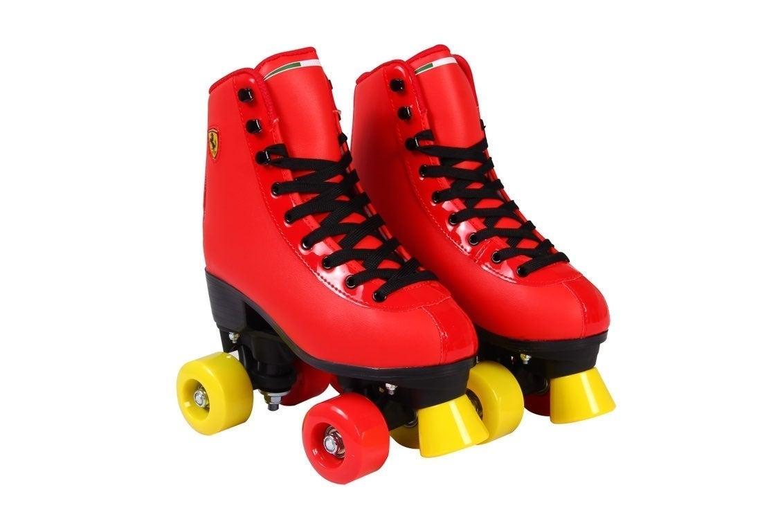 Ferrari Roller Skates Women Size 5
