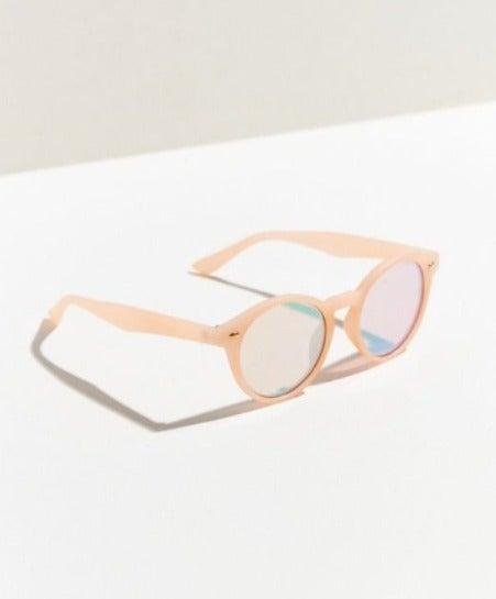 UO Orange Polarized Sunglasses