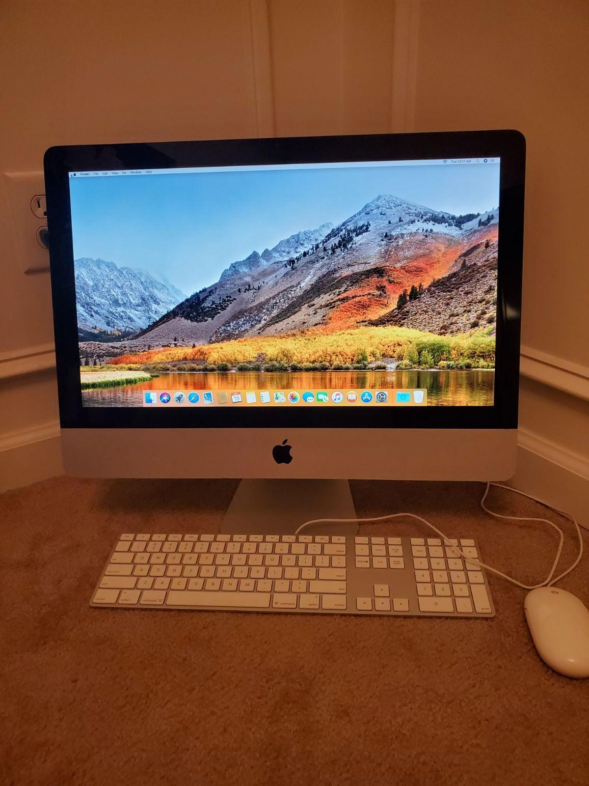 i3 Apple iMac