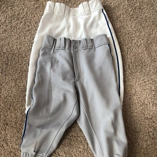 Mizuno Baseball Pants-2 pair of knickers