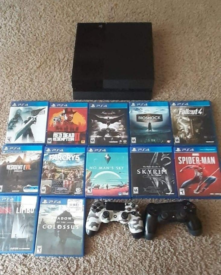 Ps4 bundle for abby
