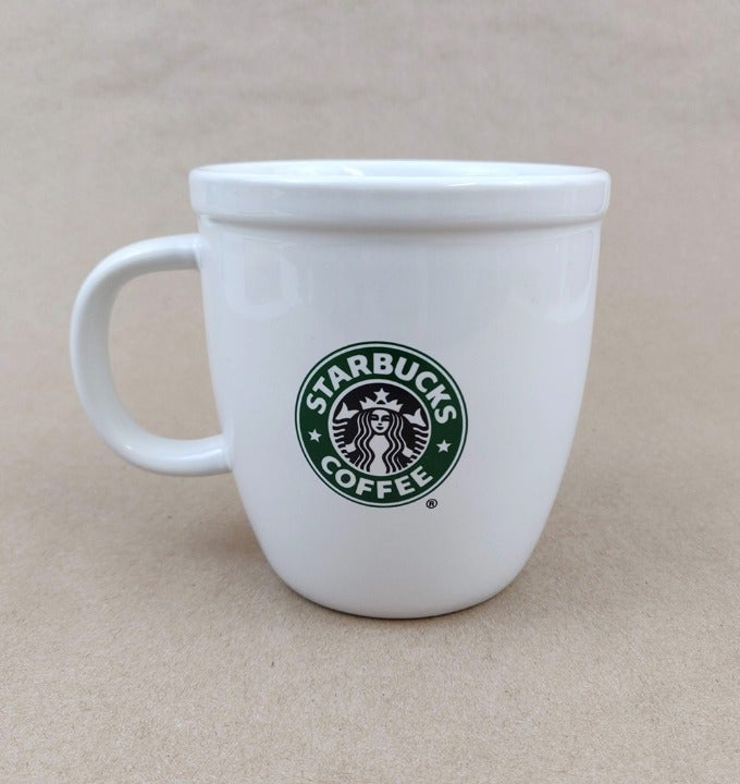 Starbucks Mermaid Mug Abbey 2007