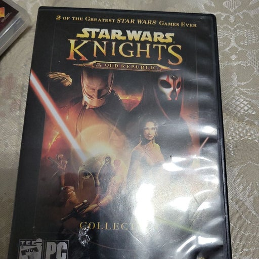 Star Wars Night Of The Old Republic Coll