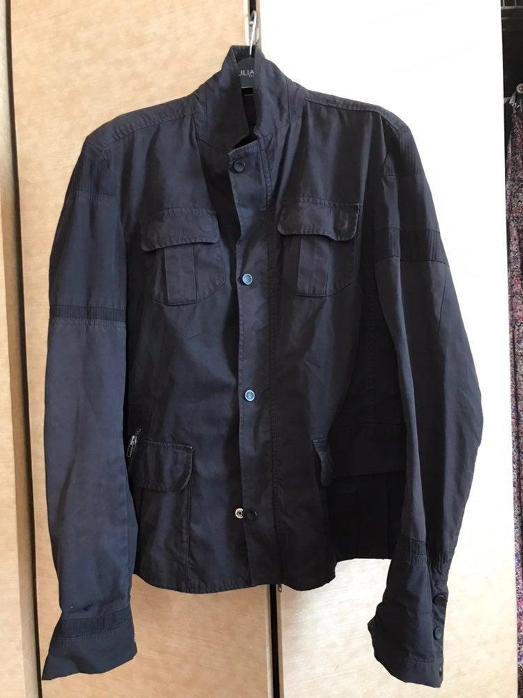 Diesel short men Jacket