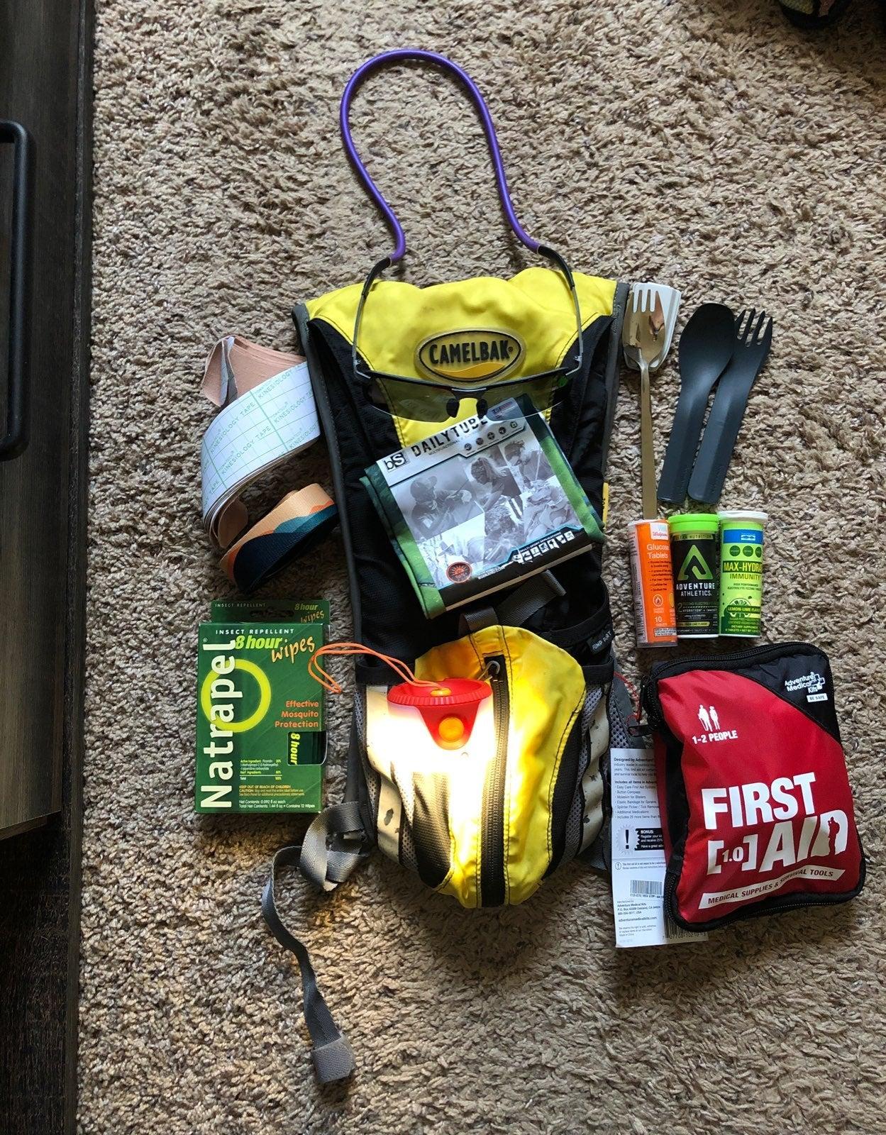 Camping/hiking bundle
