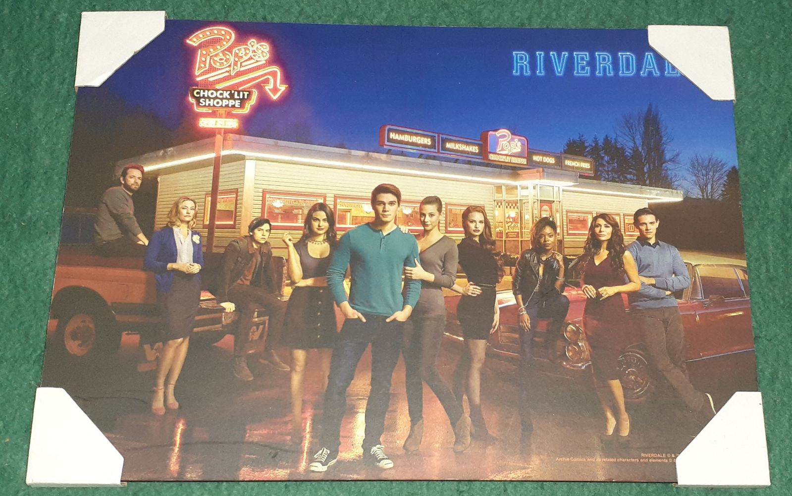 Riverdale Cast picture