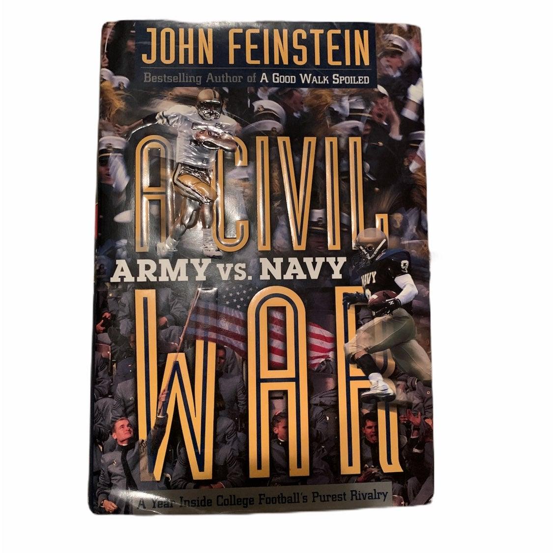 A Civil War: Army vs Navy Football rival