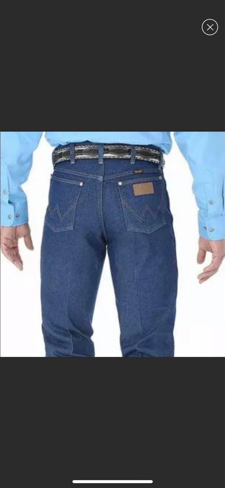 Wrangler Cowboy Cut Pro Rodeo Jeans