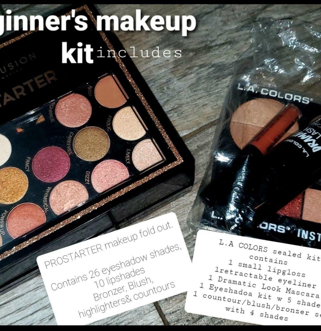 XL All New Makeup bundle. 42Pc ProStarte