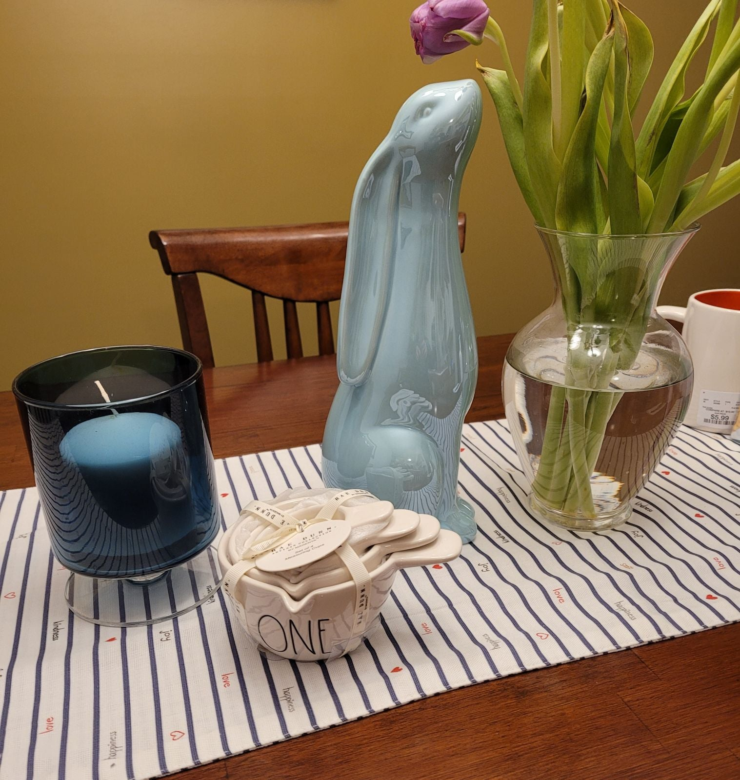 Rae Dunn measuring cups