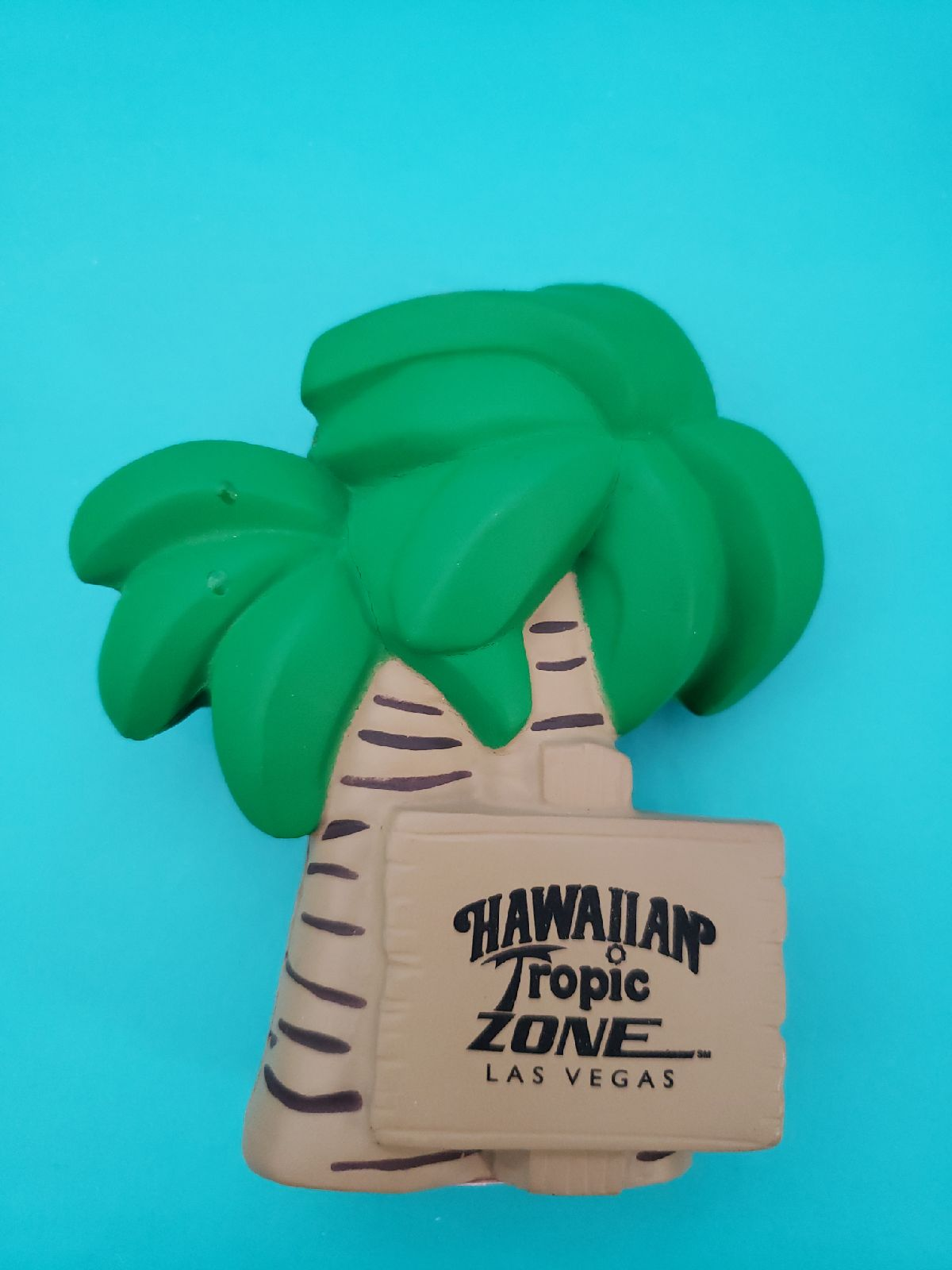 Hawaiian tropic zone Vegas stress Ball