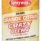 Sprayway Orange Citrus Crazy Clean 10oz