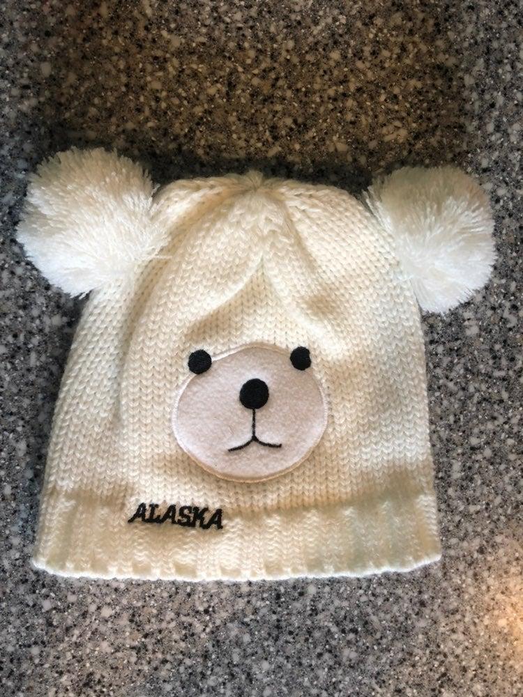 Girls infant/toddler winter hat