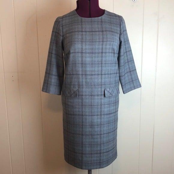 Pendleton Wool Career Dress Sz 10