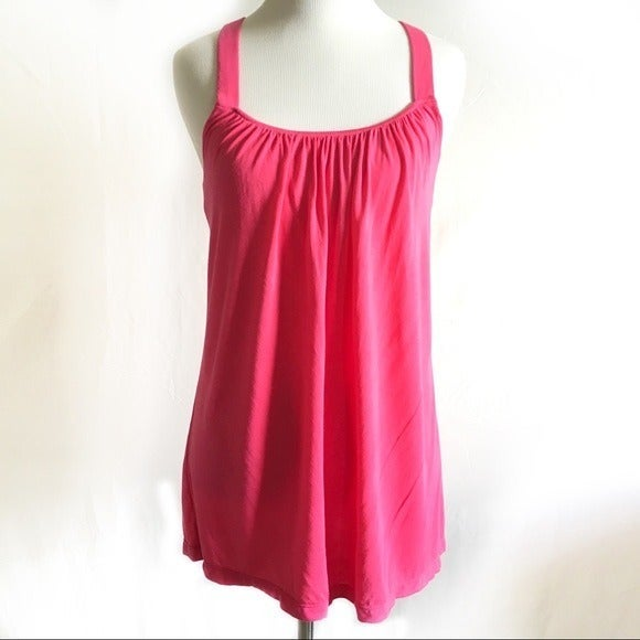 CAbi trapeze tank in pink #409