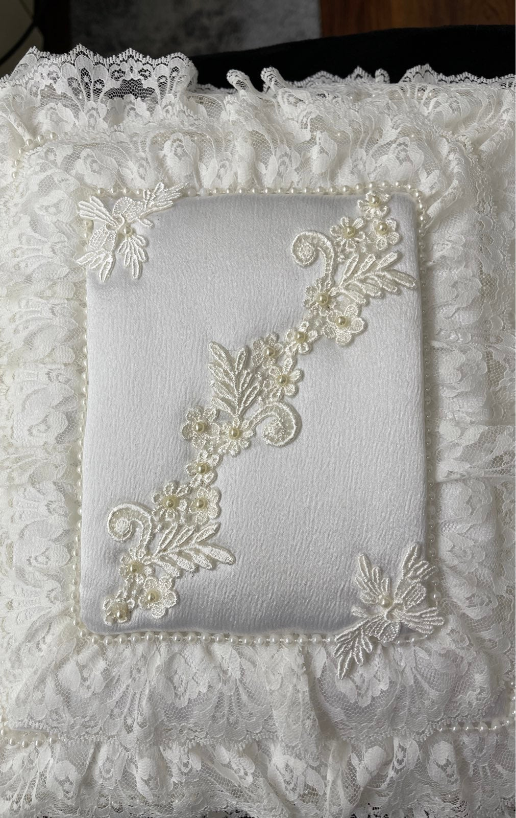 Wedding Album (Lace/New)