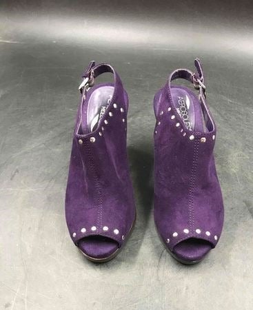 Aerosoles HeelRest Purple Heels