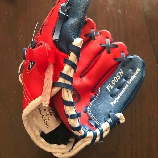 "Rawlings Glove Series PL90SN 9"" T-Ball"