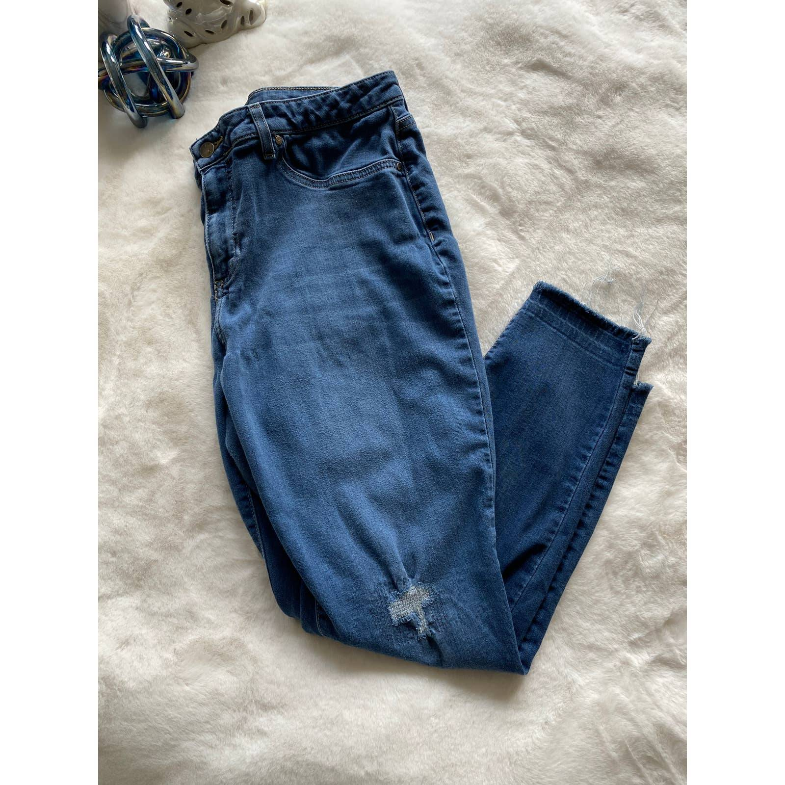 Women Faded Glory Skinny Jeans Size 16