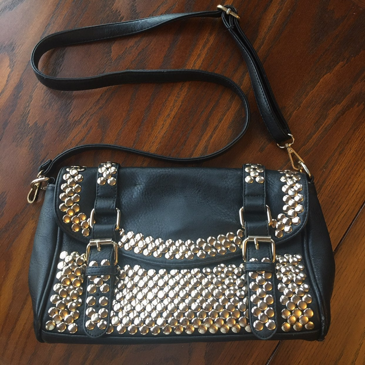 Mms Design Studio Leather Handbags Mercari