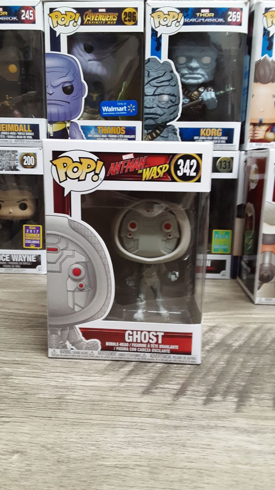 Funko Pop Marvel Ghost