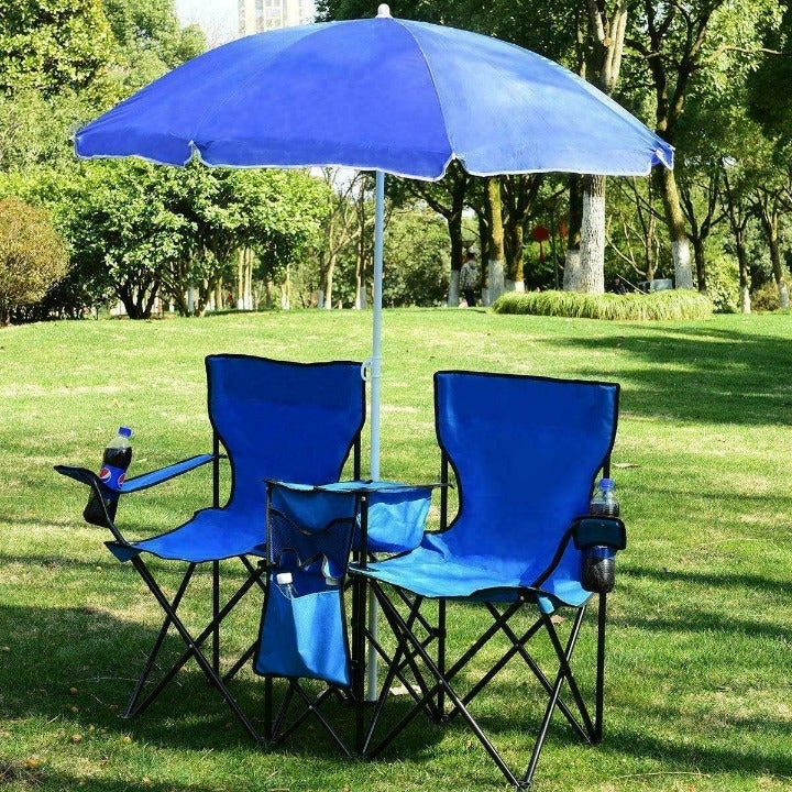 Foldable Picnic Beach Camping Double