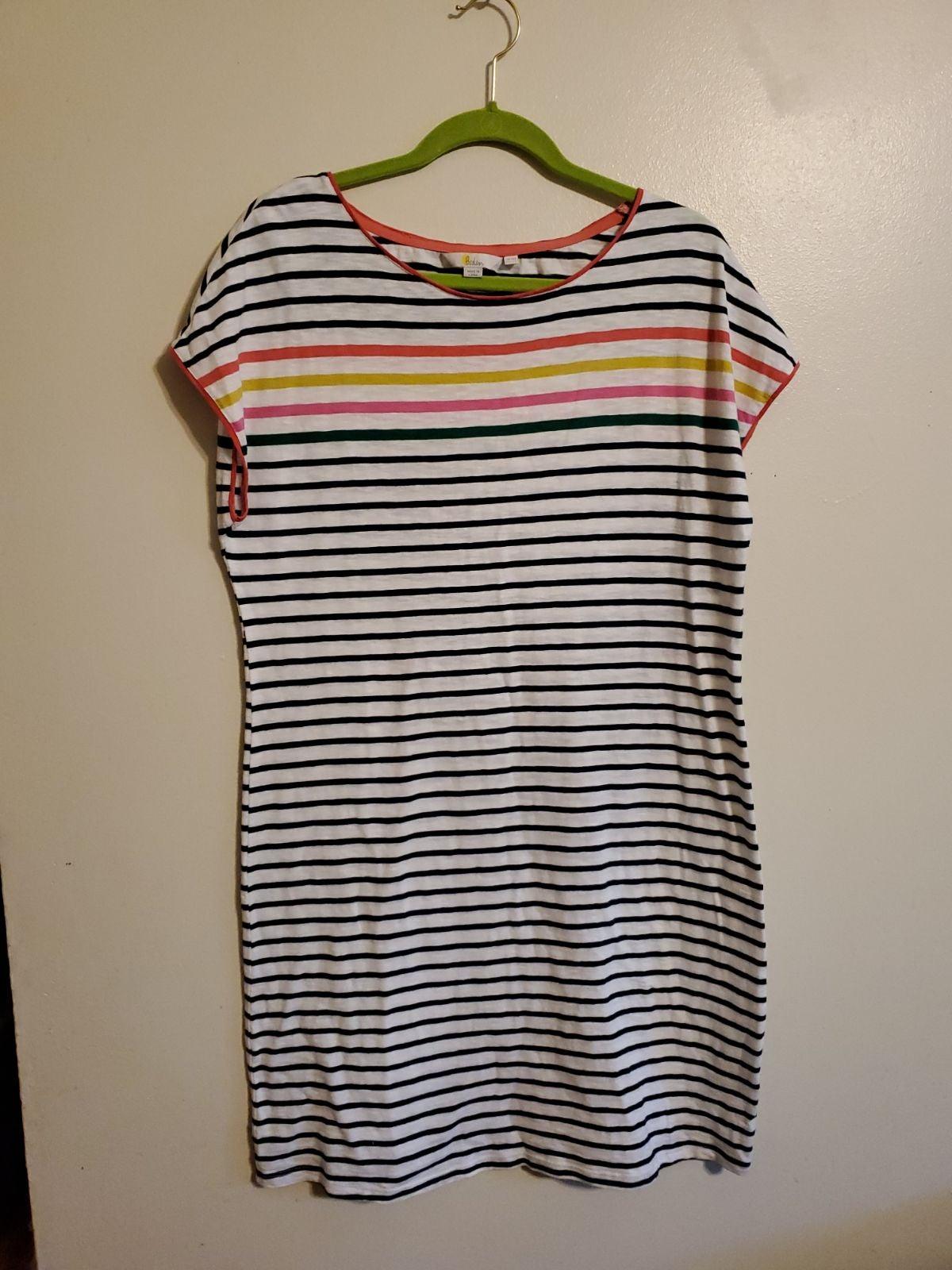 Boden Striped Dress