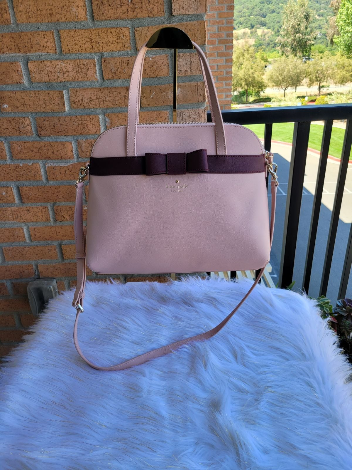 Kate Spade New York Purse in Pink