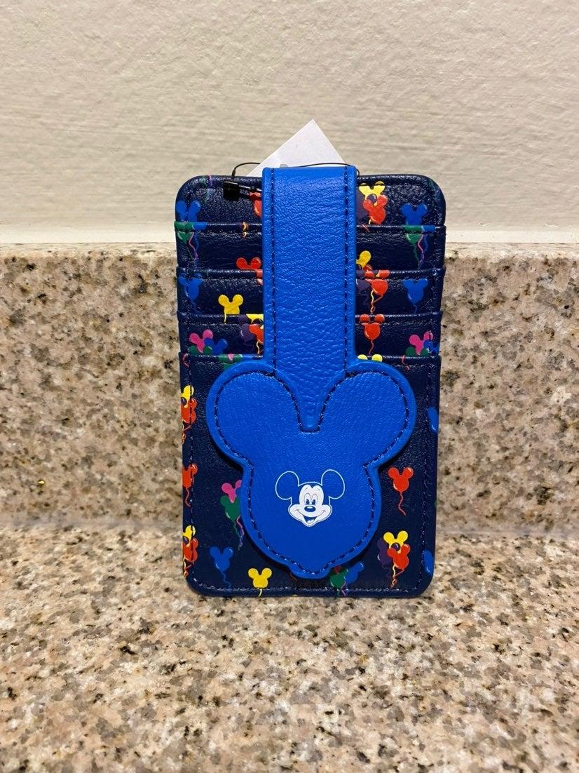 Disney Mickey Balloon Cardholder