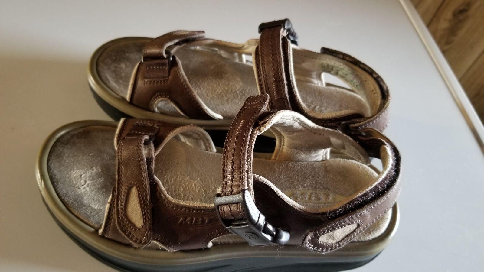 MBT Sandals 7