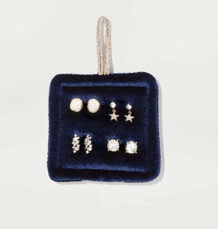 NEW! Loft Winter Stud Earring Set