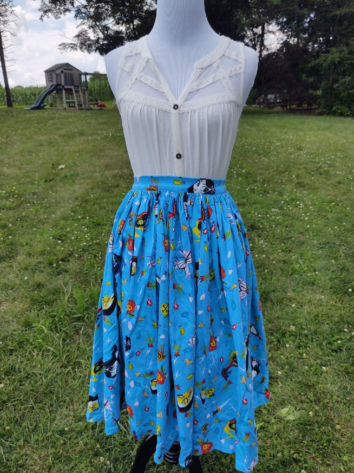 Pinup couture Skirt