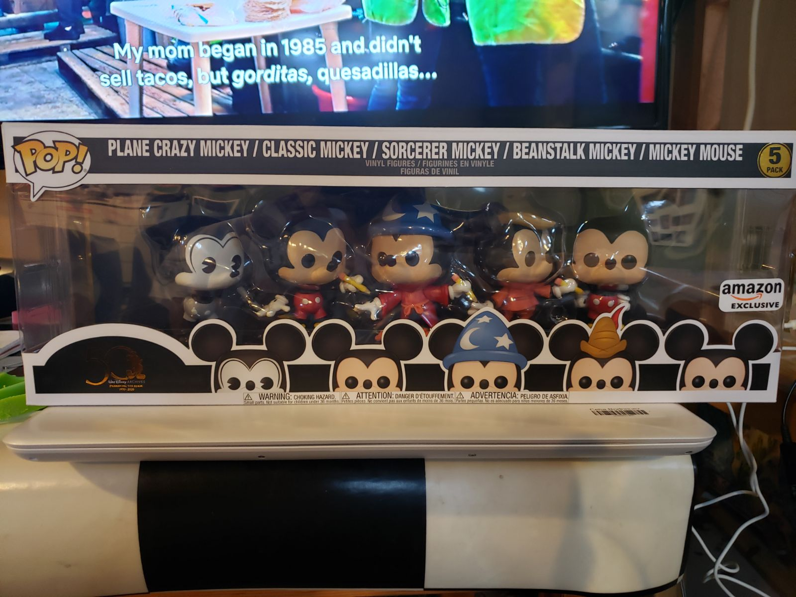 Funko Mickey Mouse 5 Pack Exclusive