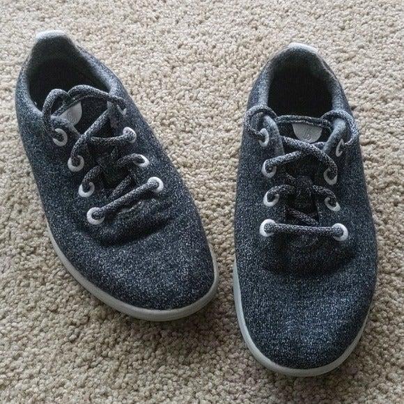 Allbirds Gray NZ Merino Wool Sneakers