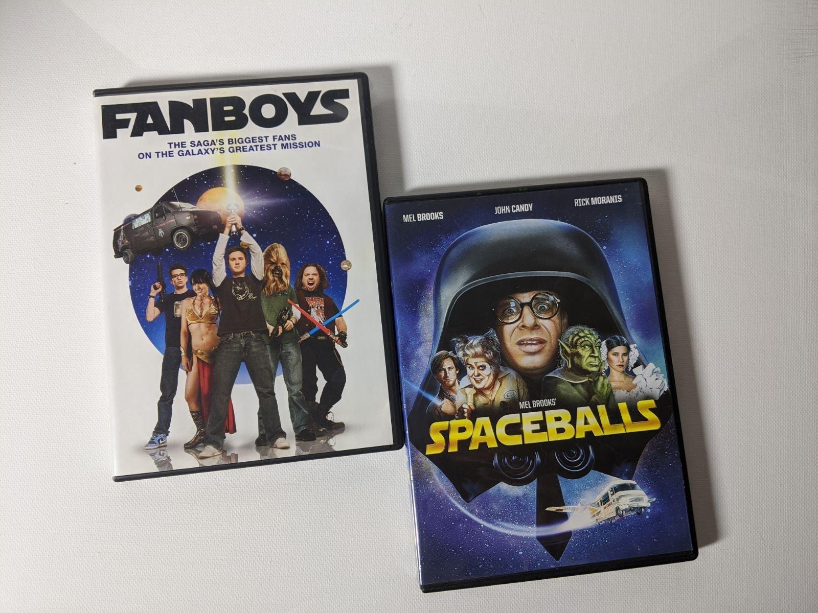 Fanboys & Spaceballs DVD Bundle