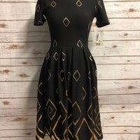 027052b114 Lularoe Elegant Amelia Dress Size XS
