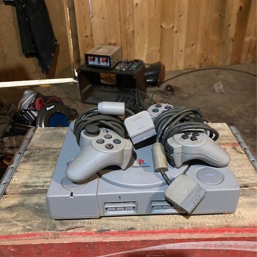 Sony PlayStation 1 consoles