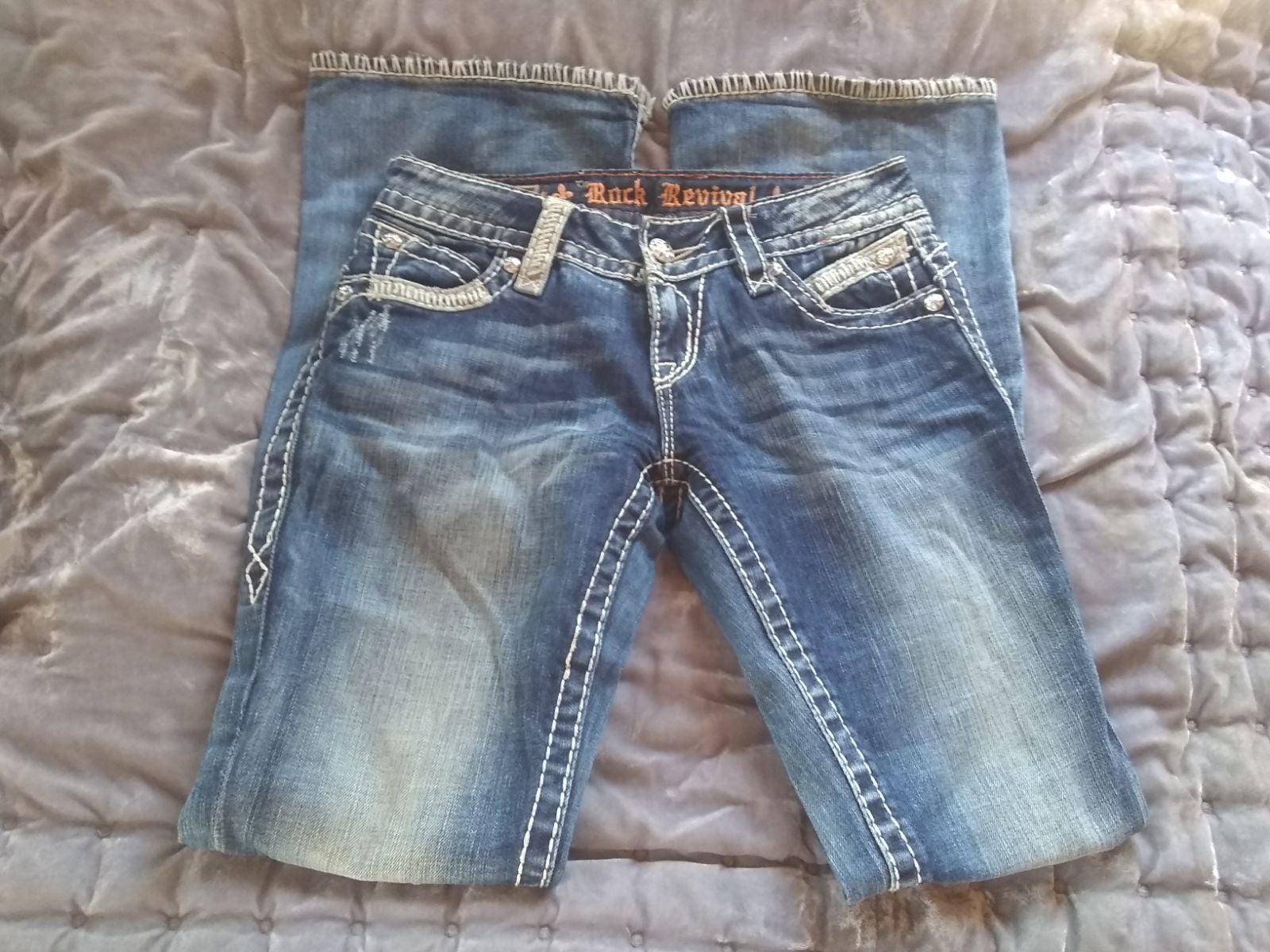 Rock Revival jeans 27/33