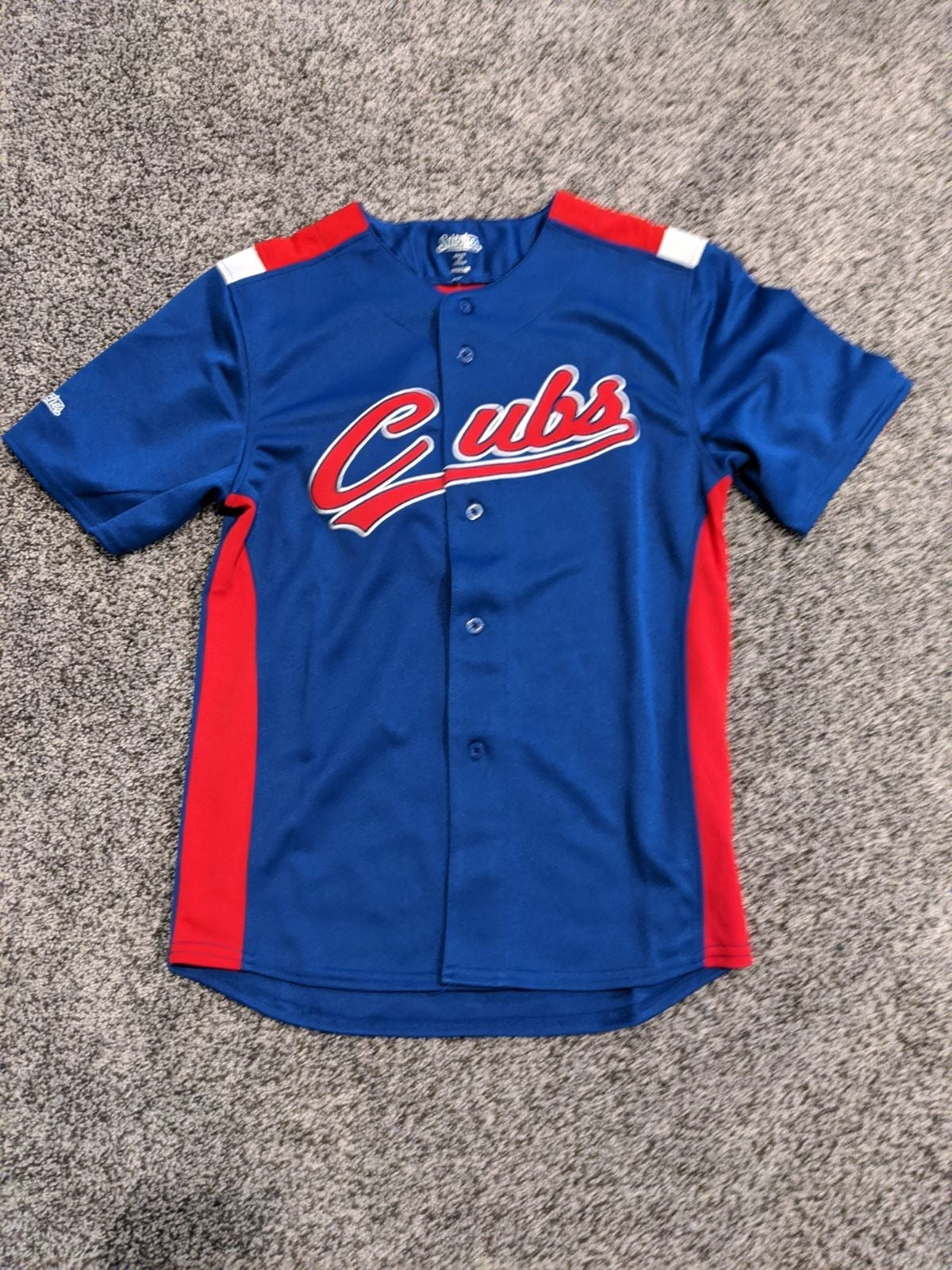 Cubs Jersey Stitches MLB