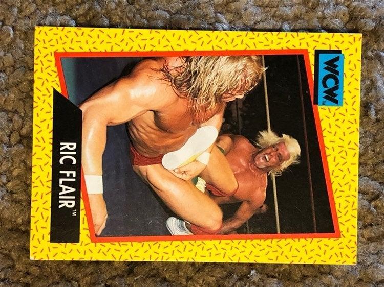 Ric Flair Trading Card (90's)