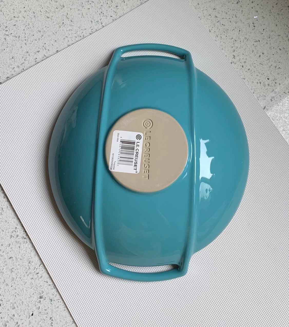 Le Creuset Mini Wok Dish