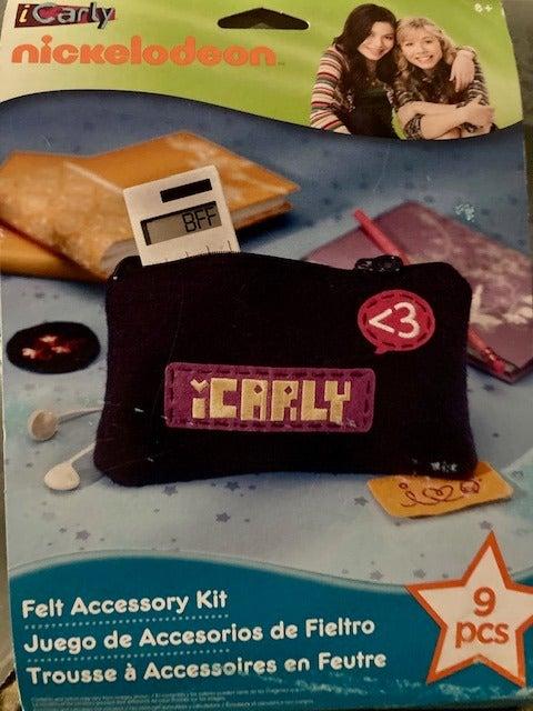 Carly Felt Accessory Kit 9pc