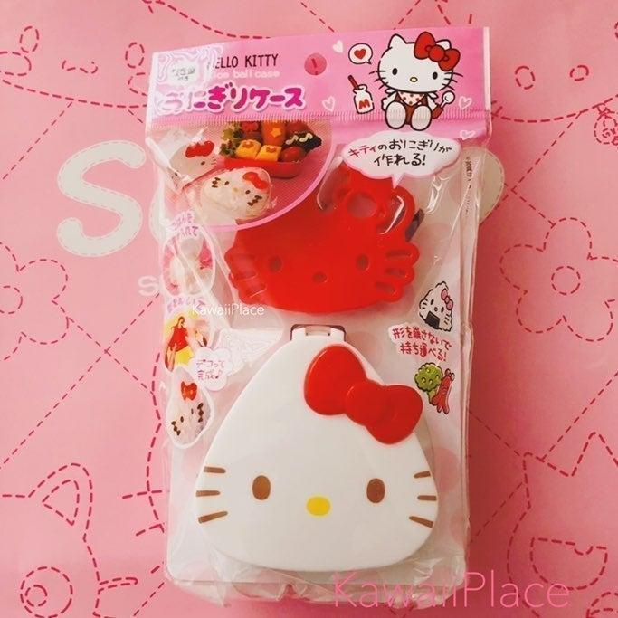 Hello Kitty rice ball case Sanrio
