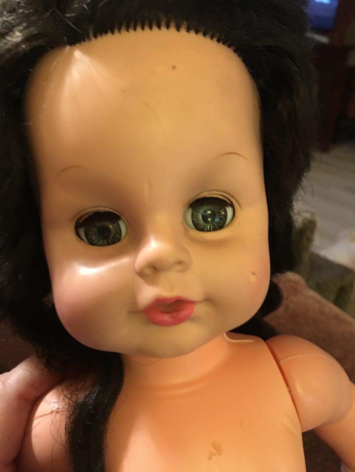 """Uneeda doll 19"""""""