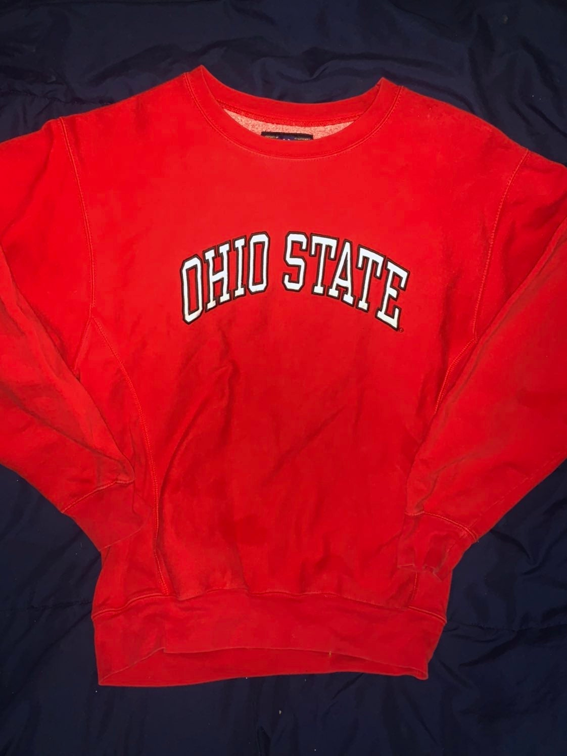 Steve & Barry's Red Ohio State Sweater