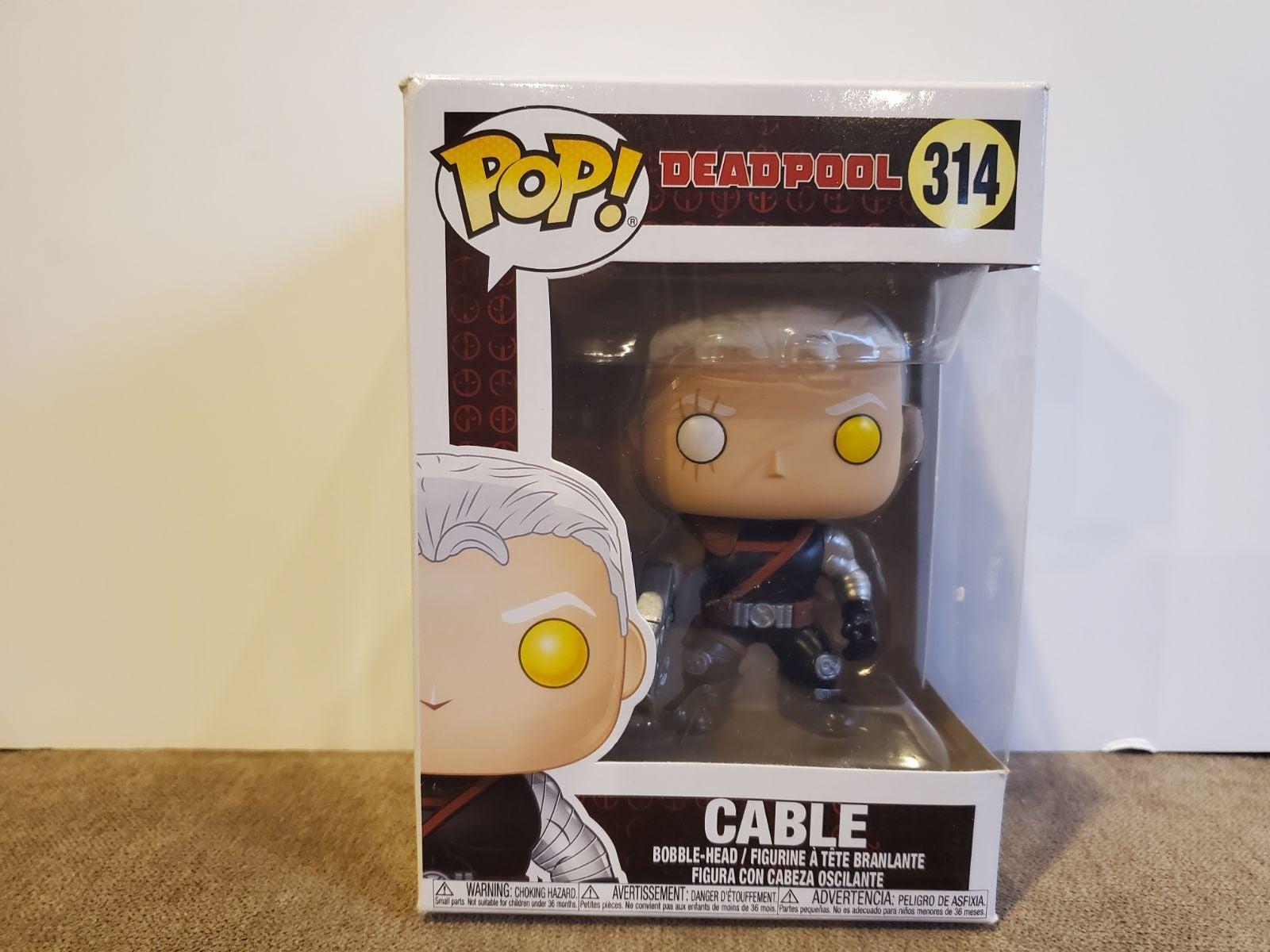 Funko Pop Cable 314